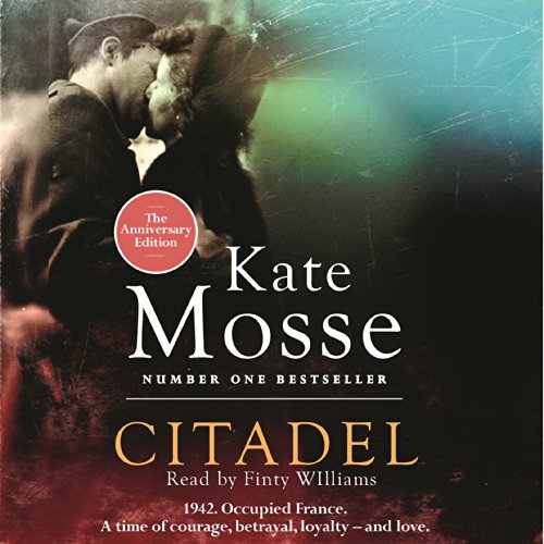 Citadel                   By:                                                                                                                                 Kate Mosse                               Narrated by:                                                                                                                                 Finty Williams                      Length: 26 hrs and 59 mins     427 ratings     Overall 4.0