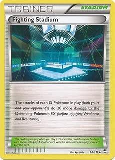 pokemon tcg fighting stadium