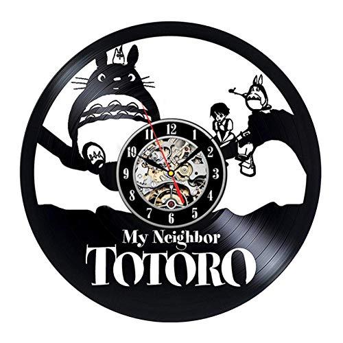 Wandklok Buurman Verpleegkundige Kids Klokken Vinyl Record Horloge Home Decor Stille 12 Inch