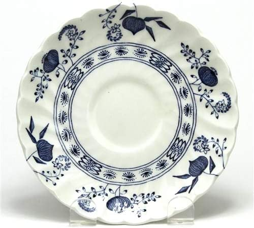 Blue Nordic by Johnson China Cheap SALE Start Max 58% OFF Saucer Brothers