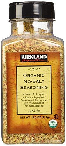 KIRKLAND SIGNATURE カークランドシグネチャー オーガニック無塩シーズニング 有機スパイスミックス