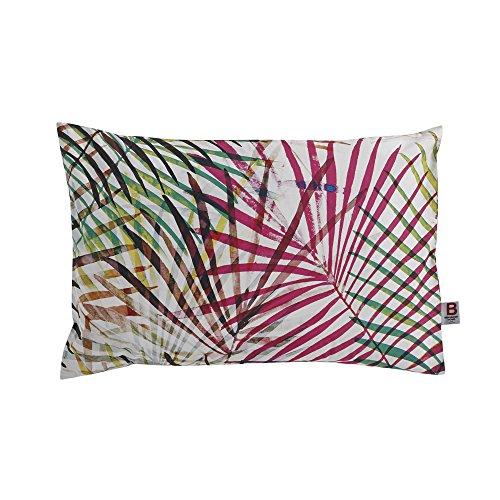 Essix Tropic Taie d'oreiller Coton/Percale de coton Multicolore 70 x 50 cm