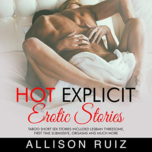 Hot Explicit Erotic Stories cover art