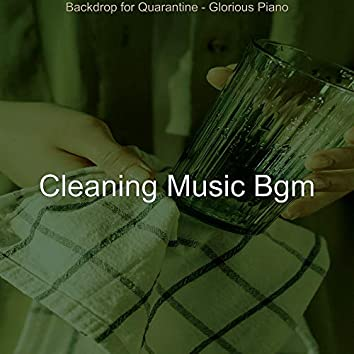 Backdrop for Quarantine - Glorious Piano
