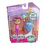 Vampirina-78068 Figuras Amigos Poppy and Demi, Multicolor (Bandai 78068)