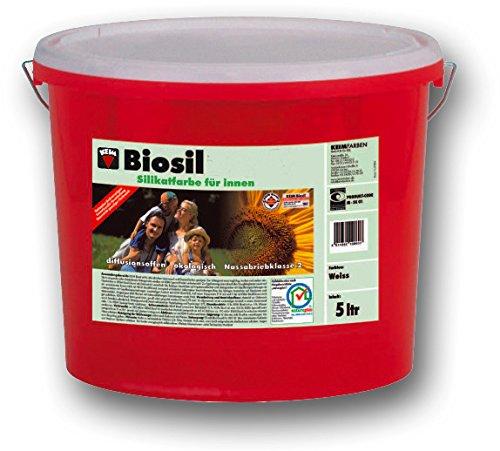 Bio Conzept Keim Biosil Silikatfarbe/weiß / 5 Liter