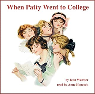 When Patty Went to College audiobook cover art