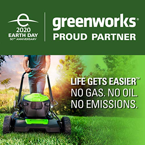 Greenworks 24252 40V 150 MPH Variable Speed Cordless Leaf Blower