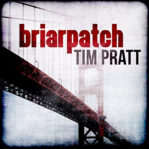 Briarpatch audiobook cover art