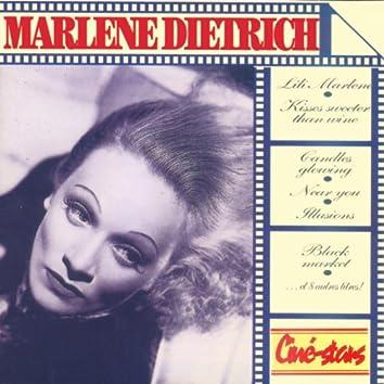 Ciné-Stars : Marlène Dietrich