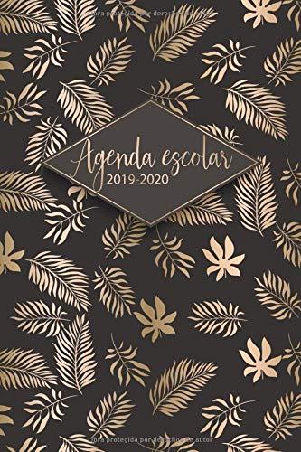 Agenda Escolar 2019 2020: Agenda 2019 - 2020 | El calendario semestral y planificador de estudios para el nuevo año académico 2019 - 2020