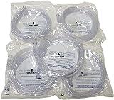 Medline 1700222-X5 Oxygen Tubing, 7' Crush Resistant (Pack of 5)