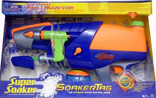 Hasbro Super Soaker Triple Aggressor