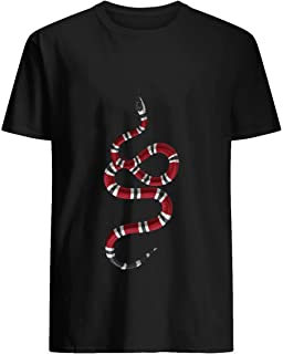 Best gucci snake t shirt white Reviews