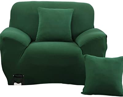 VORCOOL Funda Sillon Funda Sofa 1 Plaza Elastica ...