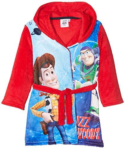 Disney HS2223 Robe De Chambre, Red, 3 Ans Garçon