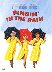 Cover Singing in the Rain