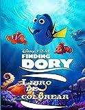 Finding Dory libro de colorear🐟