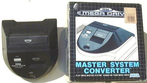 MASTER SYSTEM CONVERTER MEGADRIVE