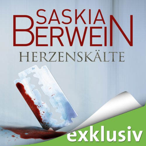 Herzenskälte audiobook cover art