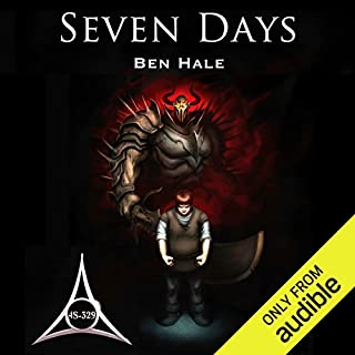 Seven Days audiobook cover art