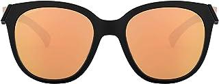 Oakley Women's Oo9433 Lowkey Round Sunglasses