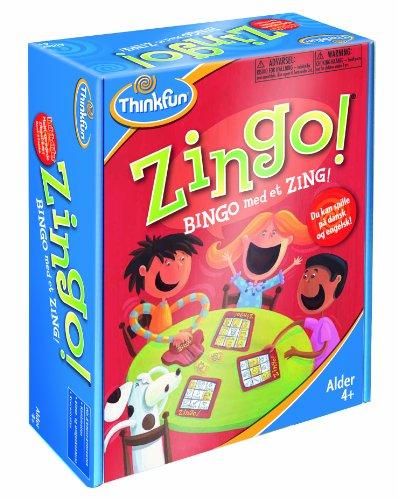 Think Fun - Bingo, 2 a 6 Jugadores [Importado de Alemania]