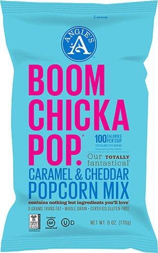 Angie's Popcorn Boomchickapop Caramel and Mix Cheddar 6 Max Max 84% OFF 48% OFF