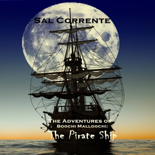 The Pirate Ship audiobook cover art