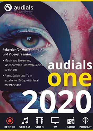 Preisvergleich Produktbild Audials One 2020 - PKC