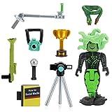 Roblox- Figura Avatar con Accesorios ¡Codigo Virtual Exclusivo en Cada Caja Mod. sdos, Multicolor (Toy Partner ROB0402)