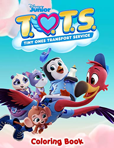 T.O.T.S Coloring Book