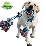 Kauspielzeug Für Hunde, Hundespielzeug Unzerstörbar Für Große Hunde Mittlerer Hunde Starke Hunde...