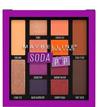 Maybelline Eyeshadow Palette Makeup Soda Pop