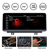 Koason 10.25' Black Screen Monitor 4+32G Android9.0 Auto Stereo Video Media Player GPS Navigation for BMW 1/2 Series F20 F21 F22 F23 2012-2016 NBT