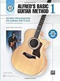 By Morton Manus Alfred's Basic Guitar Method 1 (Alfred's Basic Guitar Library) (3rd Edition)
