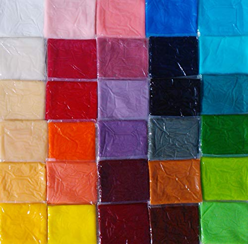 Rollfondant Icing Fondant Masse Tortendeko Tortendecke 30 Farben (250gr grau)