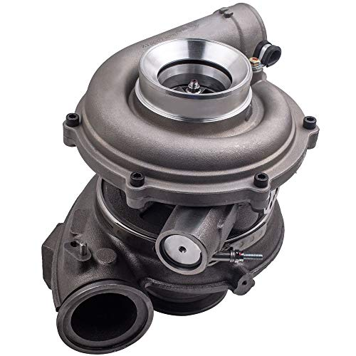 maXpeedingrods Upgrade GT3782VA Turbo Charger for Ford F-250 F-350 6.0L 2005 2006 2007 Powerstroke Super Duty Turbocharger 743250-5014S 1832255C91