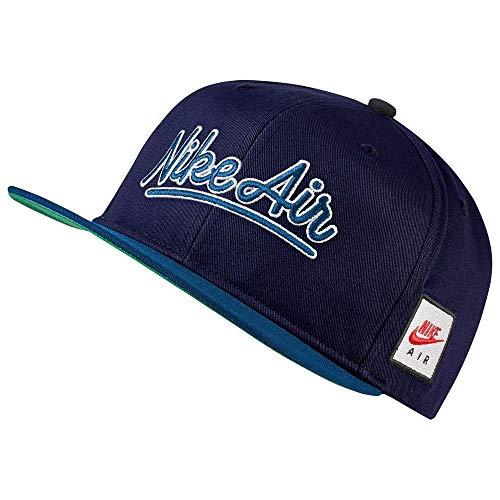 NIKE U NSW Pro Cap Air Gorra, Unisex Adulto, Blue Void, MISC