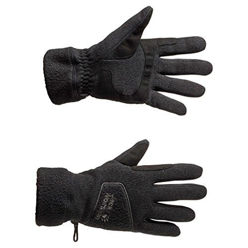 Jack Wolfskin Handschuhe Caribou M Schwarz