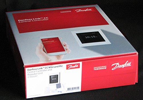 Danfoss 014G0297 Zentralpanel Danfoss Link CC-NSU
