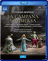 レスピーギ:歌劇《沈鐘》(Blu-ray Disc)