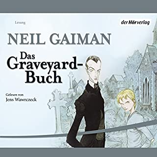 Das Graveyard-Buch Titelbild
