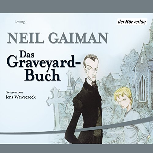 Das Graveyard-Buch audiobook cover art