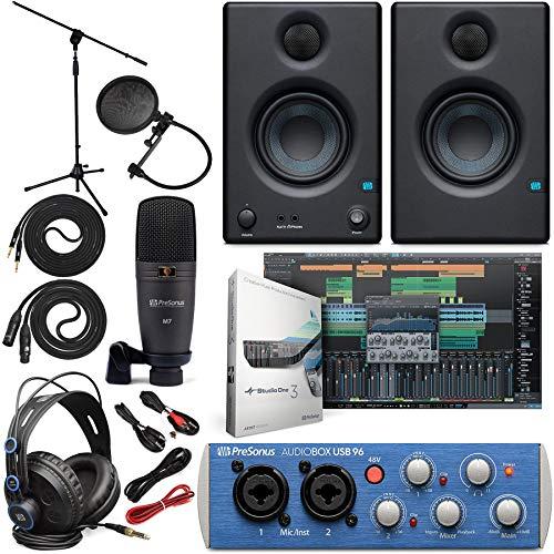 Presonus AudioBox 96 Audio Interface Review