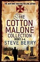 Cotton Malone: Books 1-4 (English Edition)