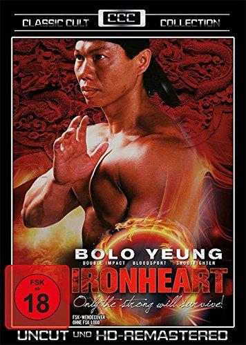 Ironheart (Classic Cult Edition)