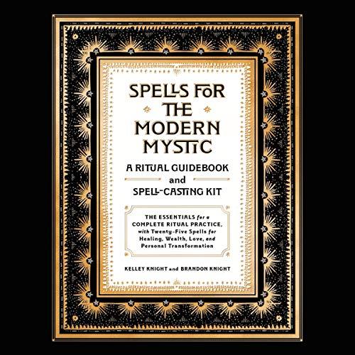 Spells for the Modern Mystic cover art