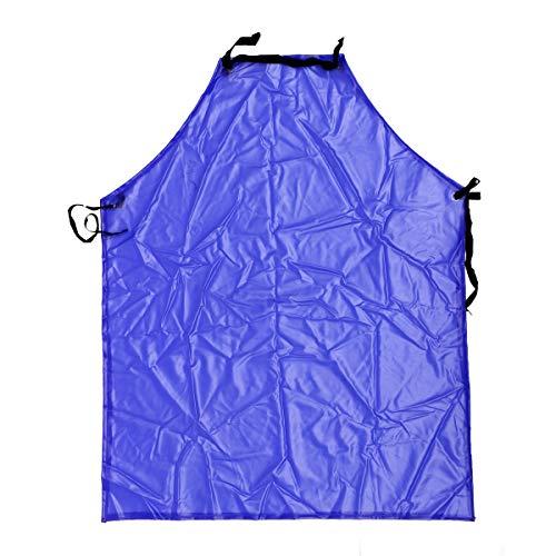 MASUNN 120 x 90 cm vattentätt köksförkläde slitstark vinyl tuff kock slaktare fiskeförkläden