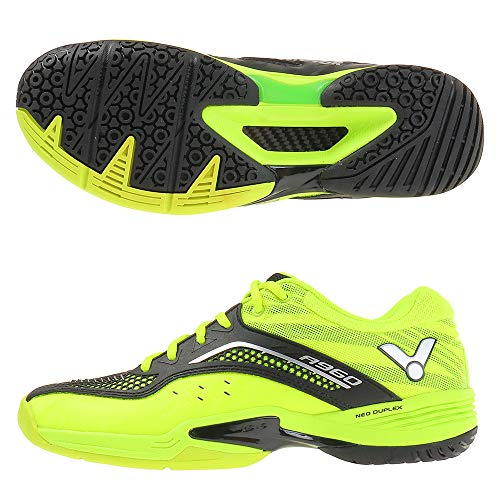VICTOR Badmintonschuh Sonderedition A960 LTD - neongrün (43)